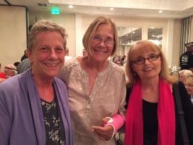 Leah, Ann Wright, Leslie