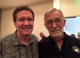 Bart and Ray McGovern